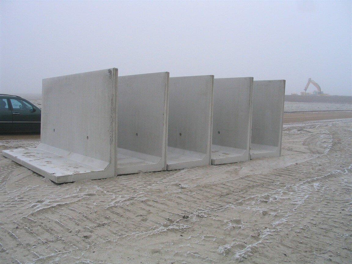 Keerwanden MBS Beton