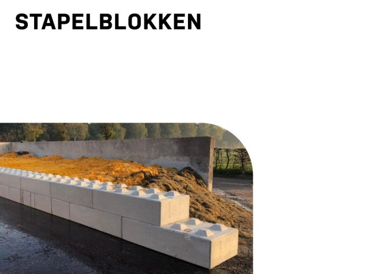 Stapelblokken MBS Beton