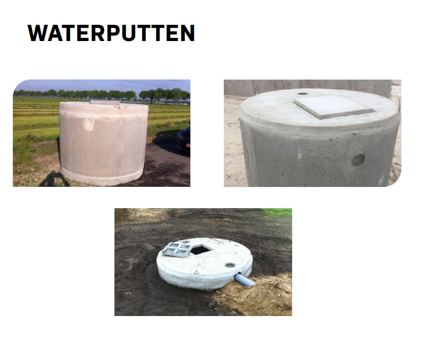 waterputten MBS Beton